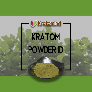 Kratom Powder ID